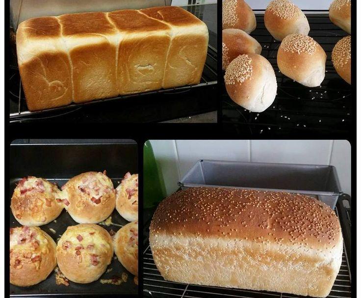 Recipe JUMBO 900G WHITE BREAD by lailahrosebowie1993 - Recipe of category Breads & rolls