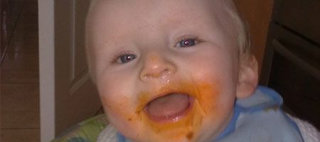 Fussy eater? me!?