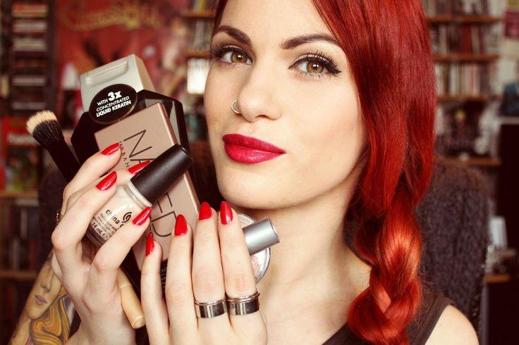 Η beauty vlogger Βάνα Παπαδοπούλου ~ Ardan News