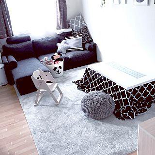 しまむら×こたつ布団×星柄ののまとめページ | 2ページ目 | RoomClip ... Lounge/ダイソー/IKEA/100均/おもちゃ箱/ディズニー/北欧/