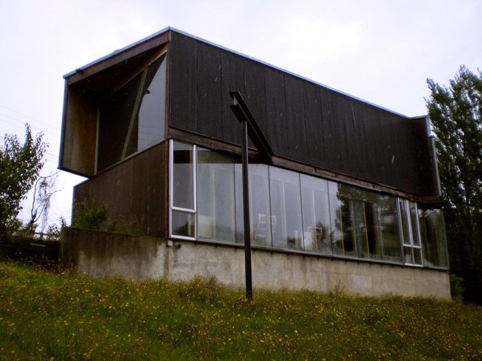 Casa de Cobre 1 · 1999 · Smiljan Radic