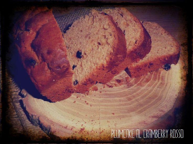 Plumcake ai frutti rossi