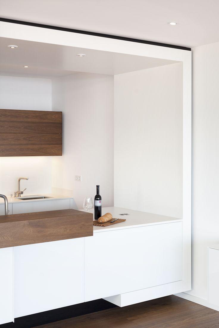 Charmant Dachwohnung Interieur Penthouse Fotos - Schlafzimmer Ideen ...