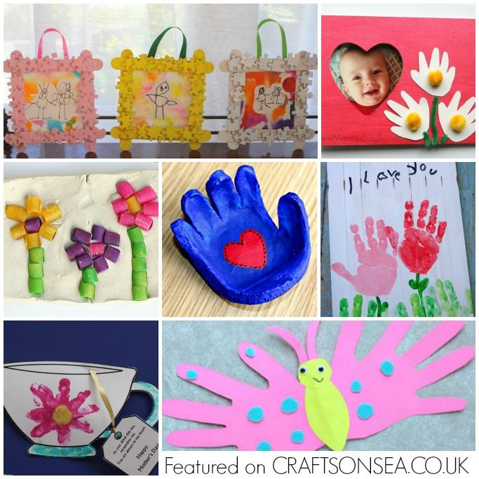 Everything you need to make this Mothers Day the most special yet with over 35 Mothers Day crafts for toddlers including cards they can make and DIY gift ideas mums or moms will love to receive