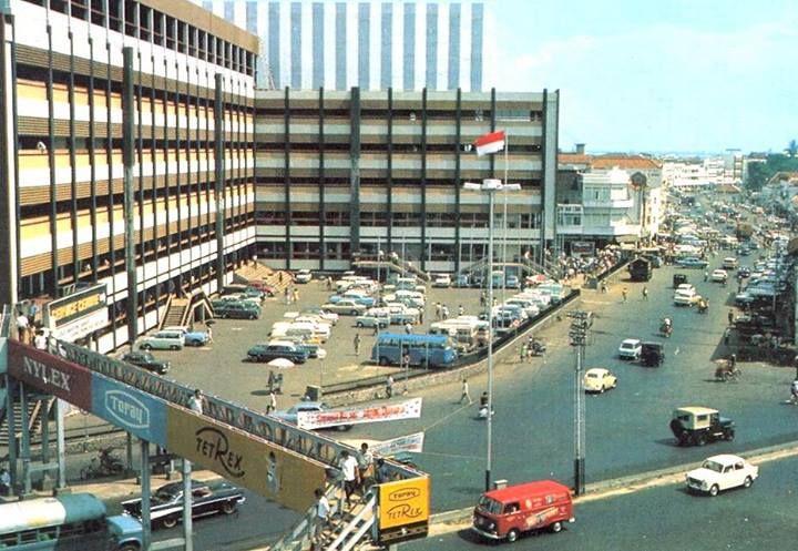 Glodok tahun 1976