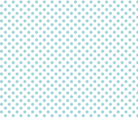 Polka Dots Teal And White Fabric By Misstiina On Spoonflower Custom Nursery Pinterest