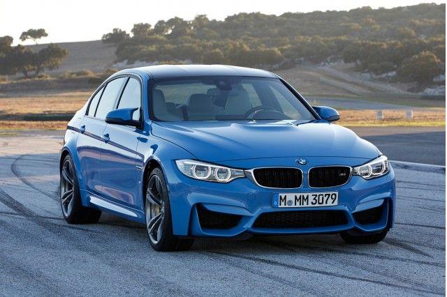2015 BMW M3 Sedan & M4 Coupe Preview & Live Photos, Gallery 4 - MotorAuthority