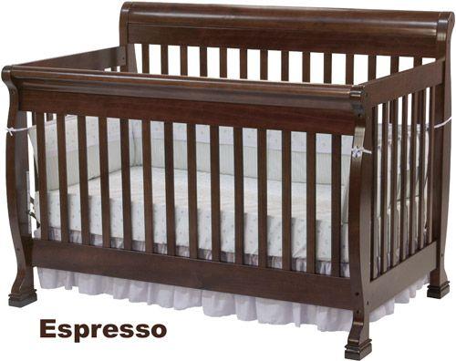 DaVinci Kalani Crib With Toddler Rail