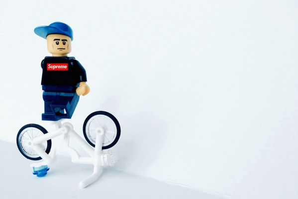 Supreme X LEGO