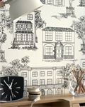 Hampstead c.1949 - 1950s Wallpaper - Shop by Collection - Wallpaper