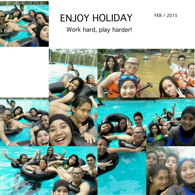 Feb 2015 #workhardplayhard #havefun #officemates