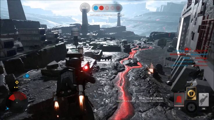 EPIC Supremacy with Deadly Crossbow + Jetpack + Bounty Hunter - Battlefront