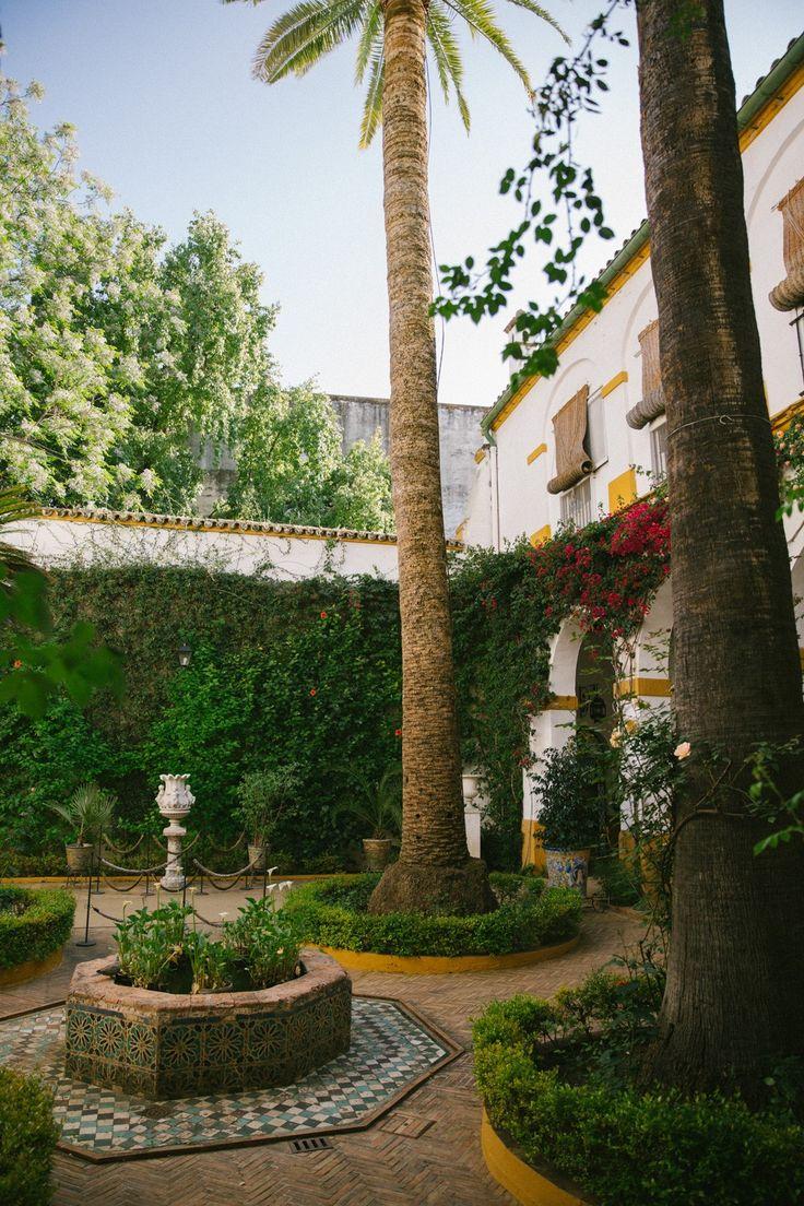 Palacio de las Dueñas, Seville – The Londoner