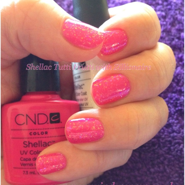 Tutti Frutti Nails: 17+ Best Images About CND On Pinterest