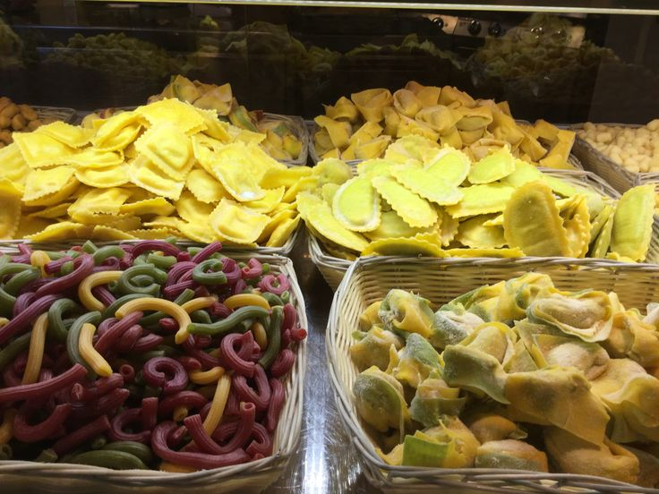 Any kind of pasta in Bologna!