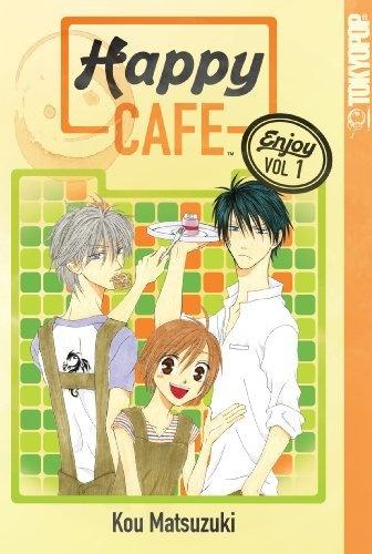 Happy Cafe, Vol. 1 by Kou Matsuzuki, http://www.amazon.com/dp/1427817308/ref=cm_sw_r_pi_dp_1gsTpb1BTFRJT