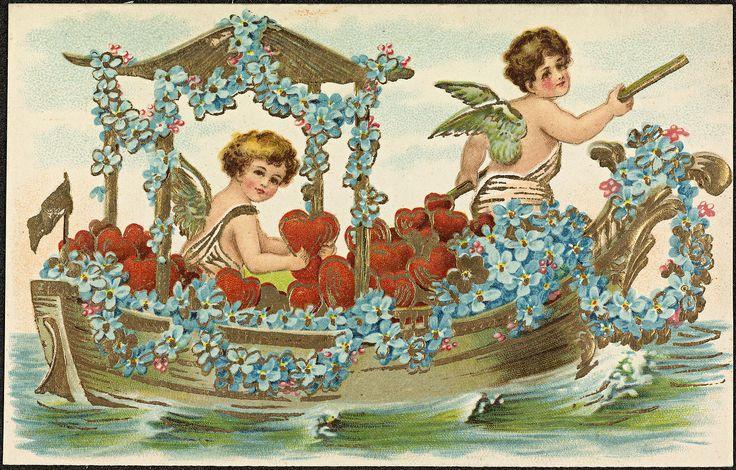 File:2 cupido-figurer i båt (12429195823).jpg