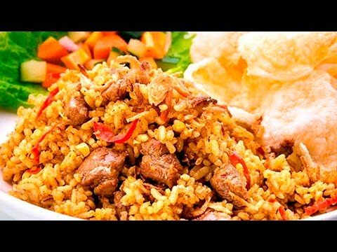 Resep dan Cara Membuat Nasi Goreng Kambing SIGOBING Enak