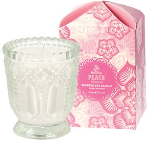 Peach Blossom - Scented Soy Candle - STsscpb