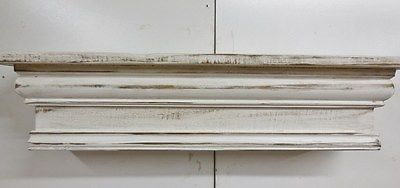 Mantel shelf, French Country Mantle Shelf, Primitive Mantel, Fireplace mantle