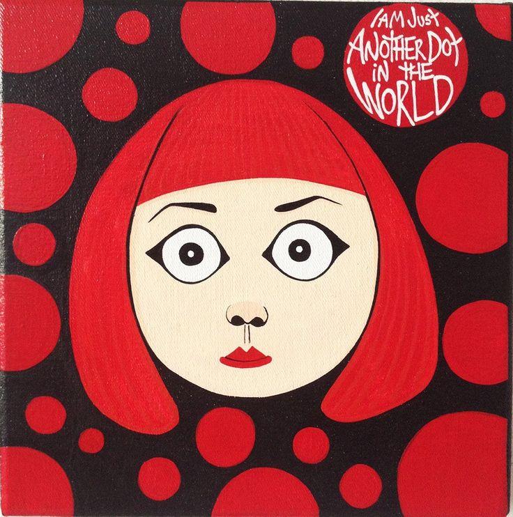Just a dot art lessons pop art movement pop art