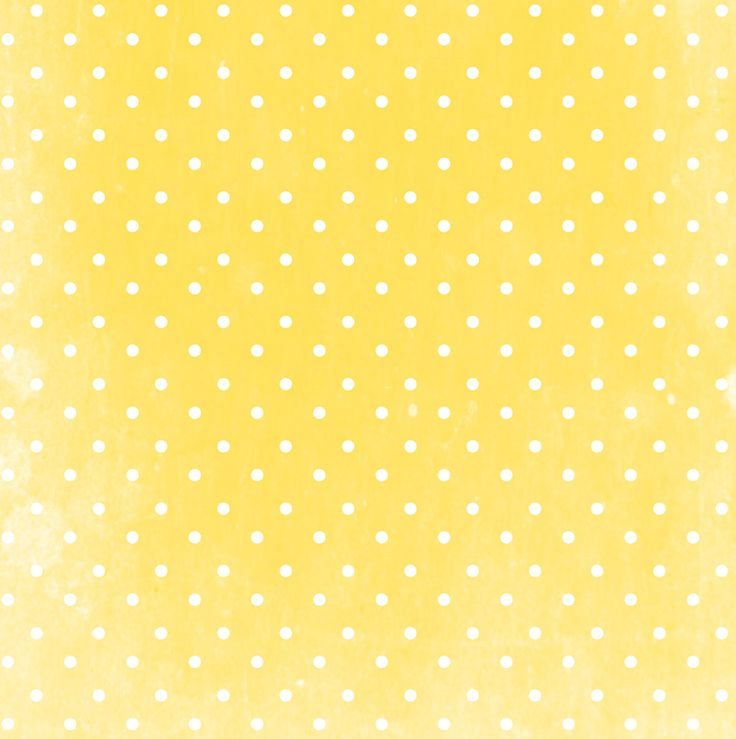 yellow polka dot scrapbook paper free digital yellow polka dot scrapbooking paper in vintage. Black Bedroom Furniture Sets. Home Design Ideas