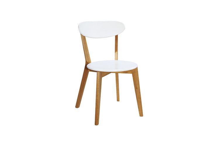 Krzesło LECITY Białe