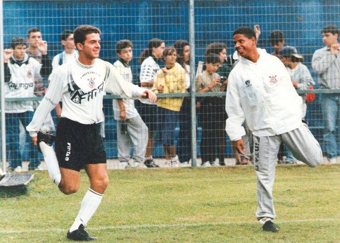 Zé Elias e Marcelinho