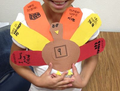 466 best fantastic fall images on pinterest fall season for Turkey crafts for first grade