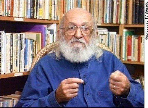 Paulo Freire é declarado patrono da educação brasileira — Senado Federal - Portal de Notícias