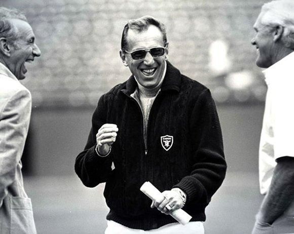 Say whatever you want about the Al Davis and the Raiders but if it wasn't for Davis the NFL would not be what it is today.