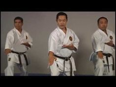 Karate Shito Ryu Kata DVD Set Vol-4 By Kunio Miyake - YouTube