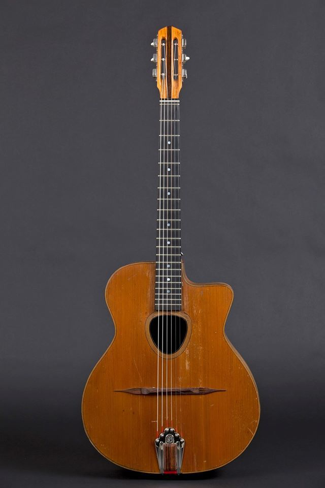 Your Best Source for Gypsy Jazz Guitars and Accessories!
