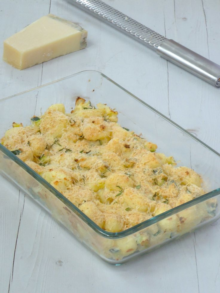 Gnocchi 'n cheese (huttenkase ipv ricotta)