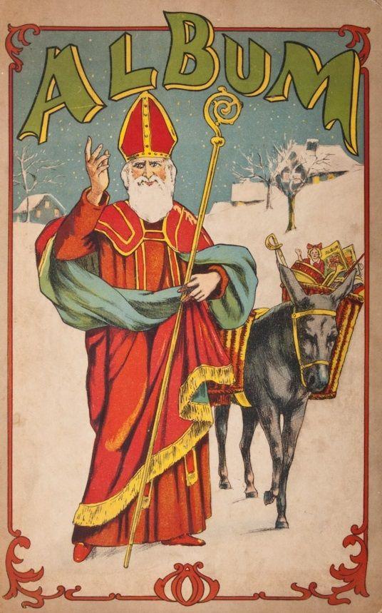St. Nicolaas 'album' ca. 1925