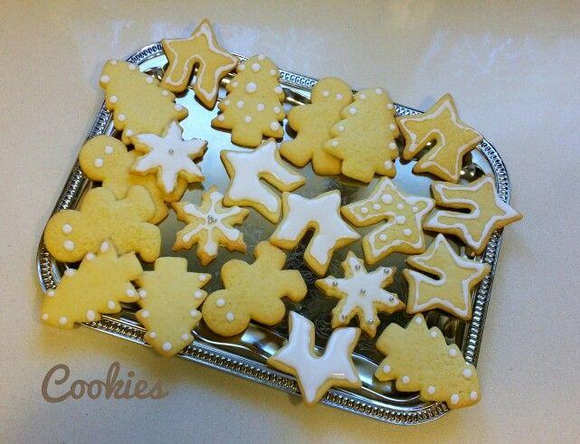 Cookies zenzero  e giaccia reale