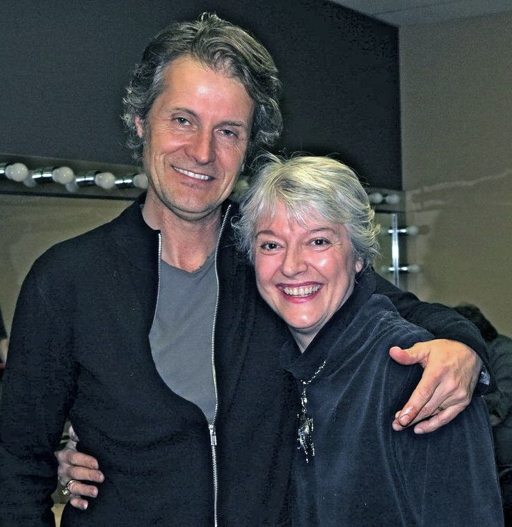 Backstage With Jim Cuddy