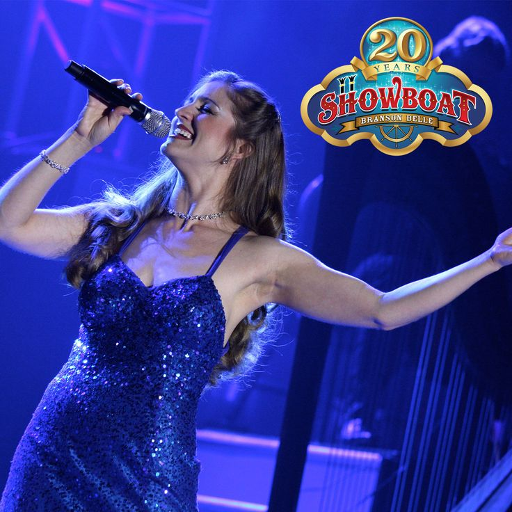 Cassandrè Faimon-Haygood is performing on the Showboat Branson Belle to help us celebrate 20 years of live entertainment! #2015