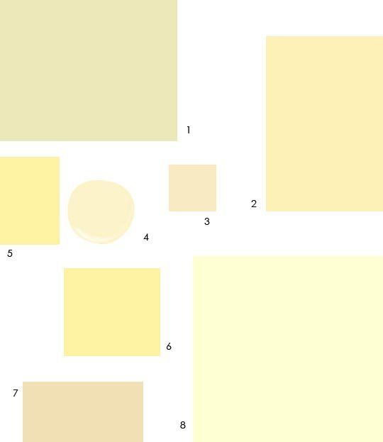 8 Perfect Pale Buttercream Paint Colors Designers Palette Farrow Ball Valspar And Benjamin