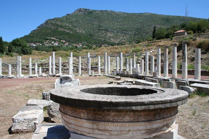 GREECE CHANNEL | Ancient Messene Peloponnese, Greece