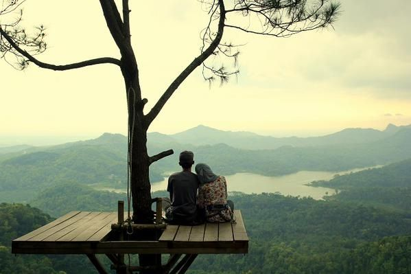 obyek wisata kalibiru yogyakarta. Eksotisme alam yogyakarta yang harus kamu kunjungi.
