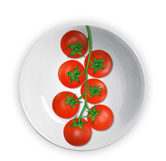 Taitu Italian tableware by Emilio Bergamin.