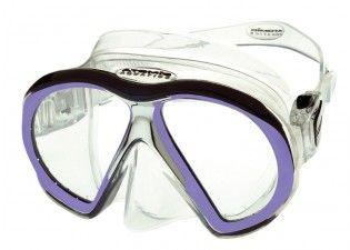 Atomic Aquatics SubFrame Purple/Clear