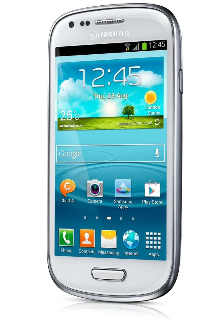 Samsung Galaxy S3 Mini GT-i8190 factory Unlocked International Verison WHITE Price:$175.55 & FREE Shipping