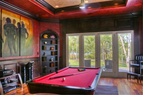 Deze geheime kamers wil jij in je mansion - FHM.nl