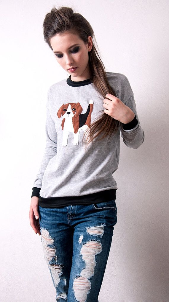 Hey, I found this really awesome Etsy listing at https://www.etsy.com/listing/221443354/beagle-sweater-beagle-shirt-beagle-lover