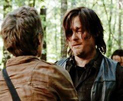 Aww so sweet. Daryl.