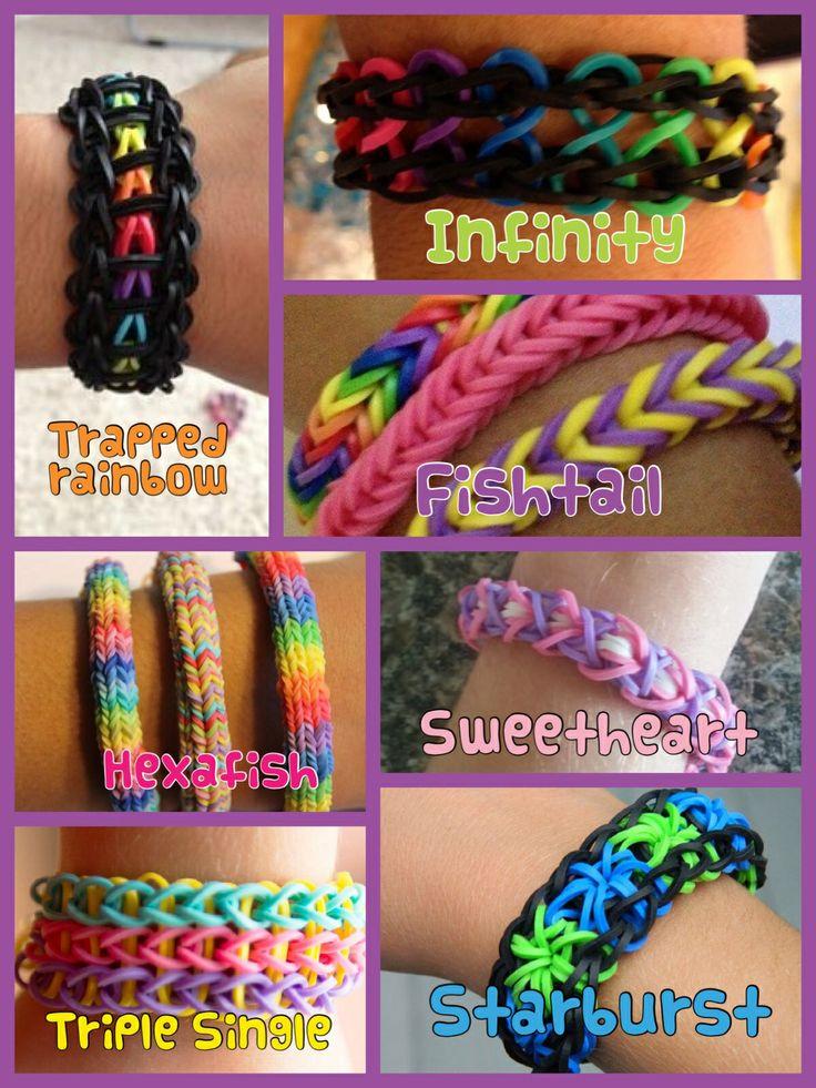 Rainbow Loom!!!   Loom bracelets   Pinterest Rainbow Loom