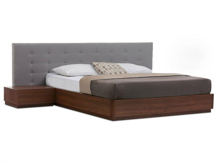 Malvina Storage Platform Bed