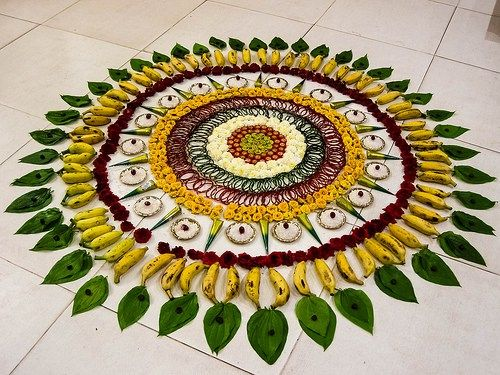 Creative Floor Art by Kumaravel  Soul purpose, intuition and your art